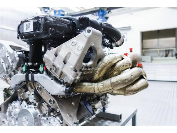 A 11.000 rpm llegará el motor del Aston Martin Valkyrie