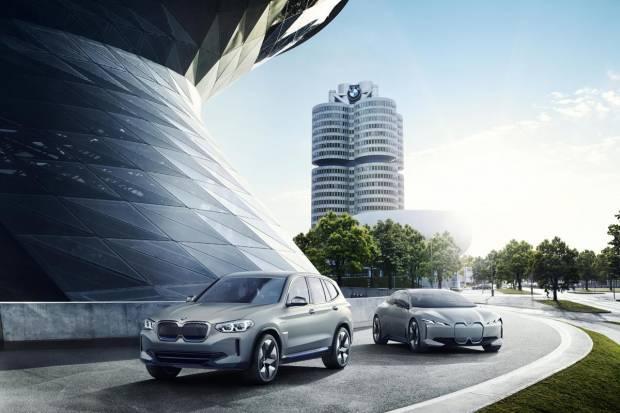 Conocemos la mecánica del BMW iX3, el SUV eléctrico