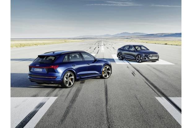 Audi e-tron S y Sportback S: ¿quién dijo que los eléctricos no son divertidos?