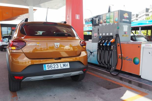 Convertir a GLP: en qué coches se puede hacer y cuáles consiguen la etiqueta ECO