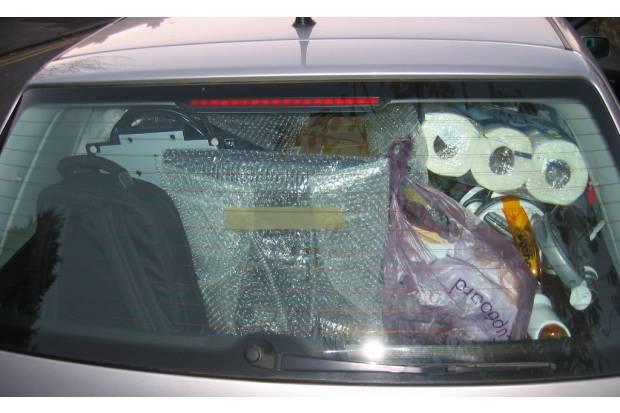 Exceso de equipaje: Baca, remolque o un coche más grande.
