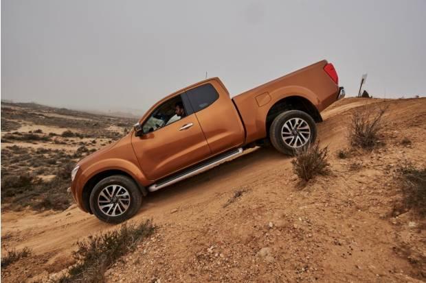 Nissan Navara 2016, un pick-up para todo uso
