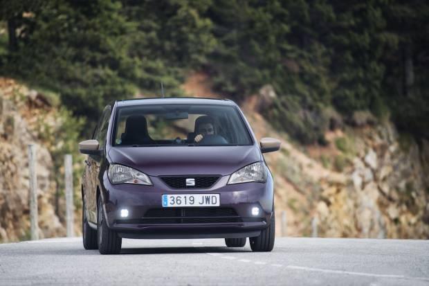 Prueba nuevo Seat Mii: un coche encantador