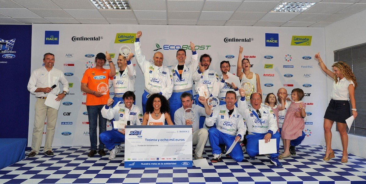 24 horas Ford 2013