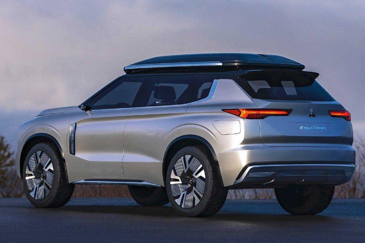 Mitsubishi Outlander PHEV 2021