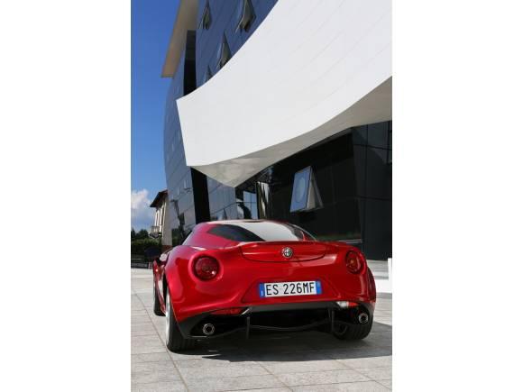 Prueba: Alfa Romeo 4C, un deportivo biplaza para disfrutar conduciendo