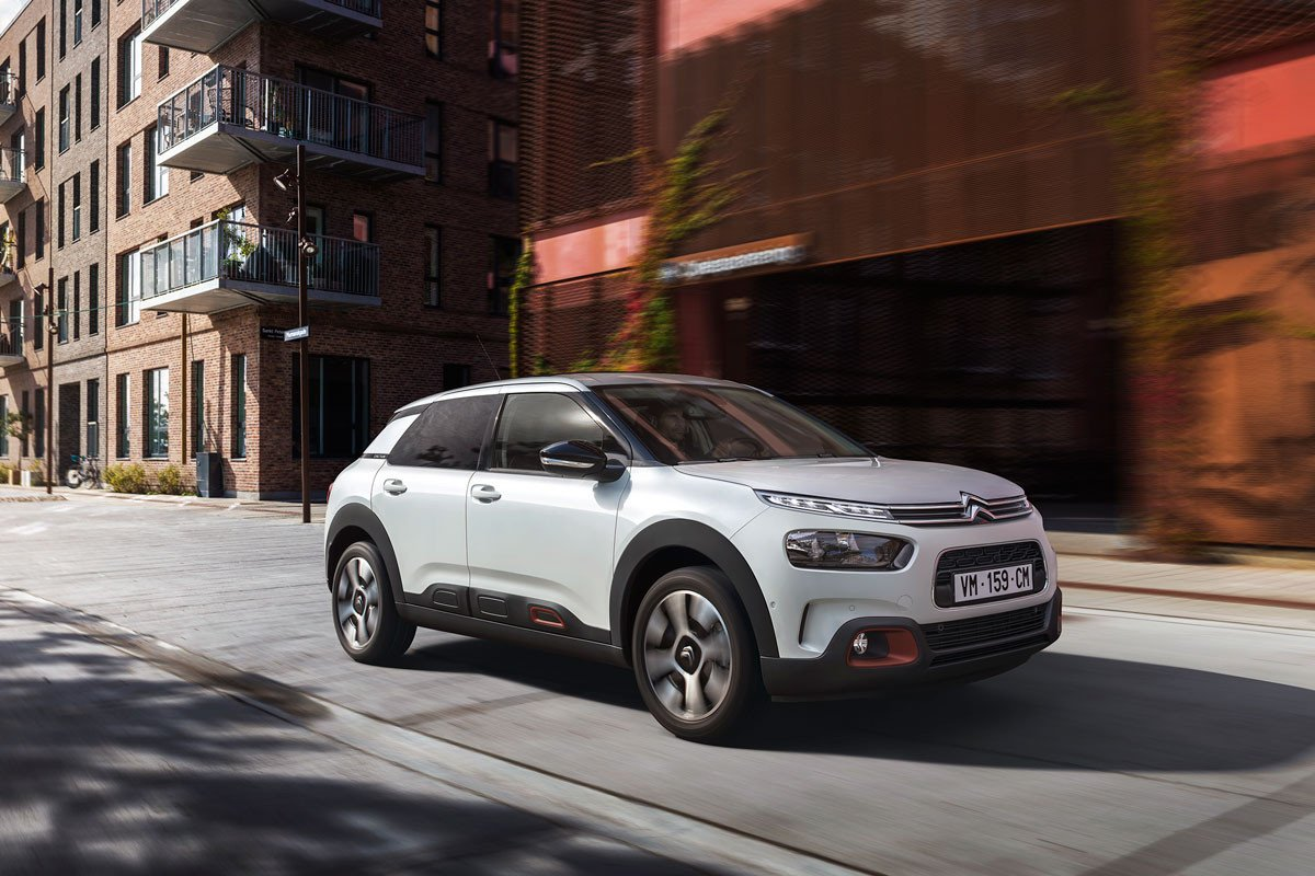 Citroën C4 Cactus Cool&Comfort