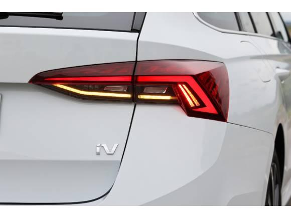 Prueba nuevo Skoda Octavia iV: híbrido enchufable con etiqueta Cero