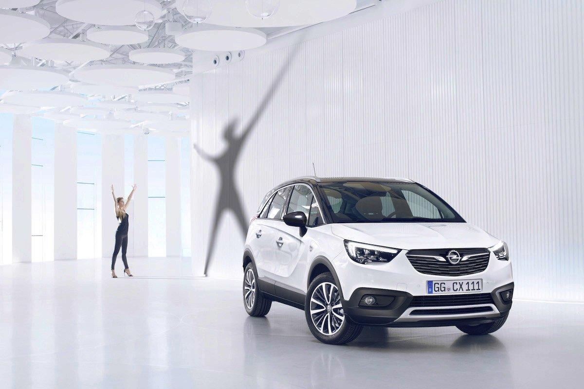 Comprar Opel Crossland x