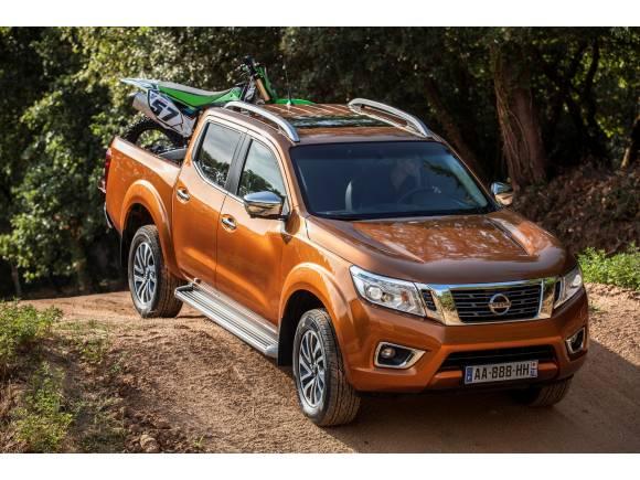 Nissan NP300 Navara: nueva referencia para los pick-up de una tonelada