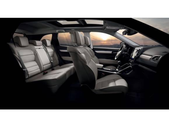 Nuevo Renault Koleos 2020, el SUV grande mejora