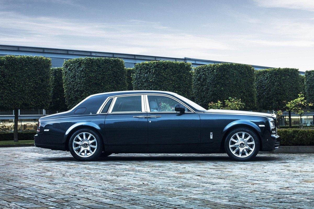Rolls-Royce Phantom Metropolitan