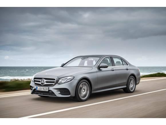 Nuevos motores con pegatina ECO para el Mercedes Clase E