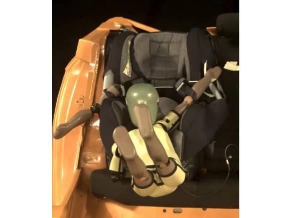 Las sillas infantiles 2020 para el coche más seguras del mercado