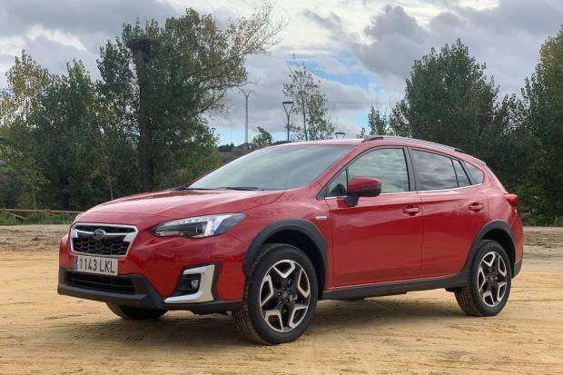 Prueba del Subaru XV ECO Hybrid 2021: opiniones, precio, motor, fotos,...