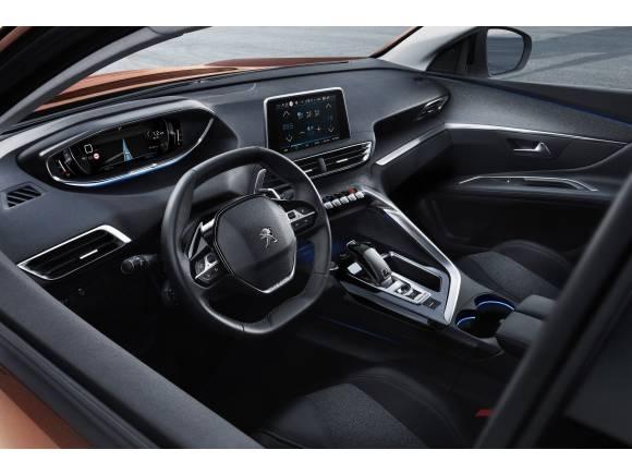 El Peugeot 3008 ahora contará con caja de cambios automática