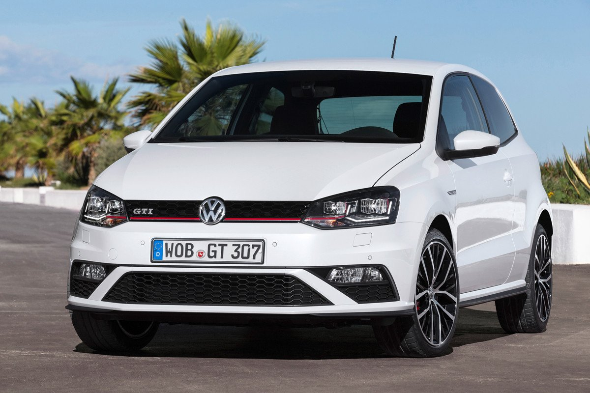nuevo volkswagen polo gti 192 cv por euros. Black Bedroom Furniture Sets. Home Design Ideas