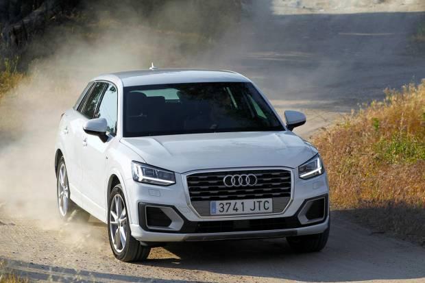 Prueba 10 del Audi Q2 1.6 TDI