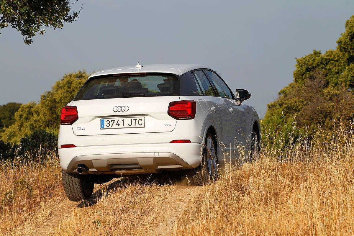 Prueba Audi Q2