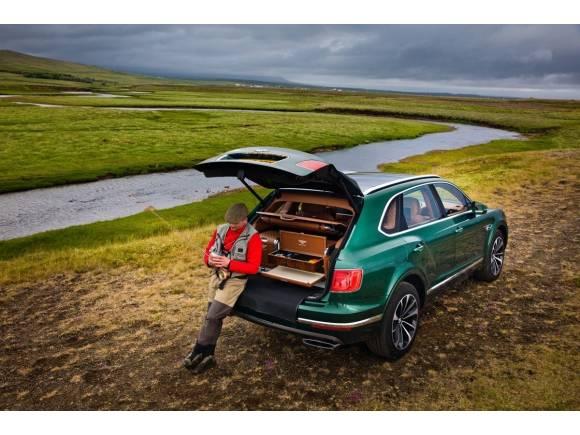 Bentley Bentayga Fly Fishing By Mulliner: el SUV para pescadores… millonarios