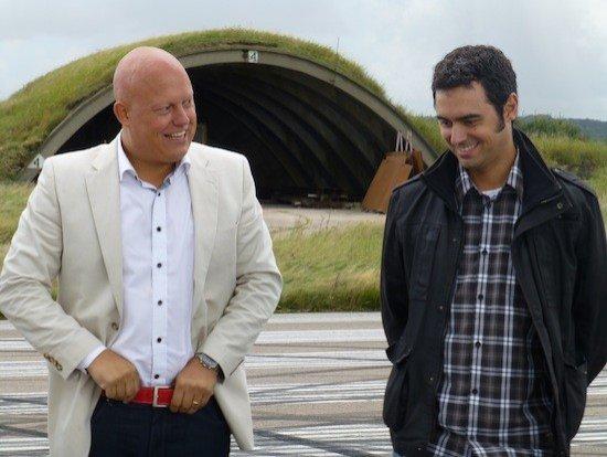 Christian von Koenigsegg es cercano y amable, pero no hubo forma de sacarle una prueba del Agera.