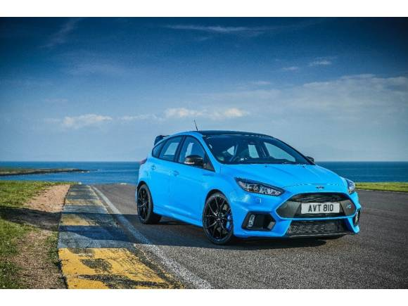 Nuevo pack opcional de Ford Performance para el Focus RS