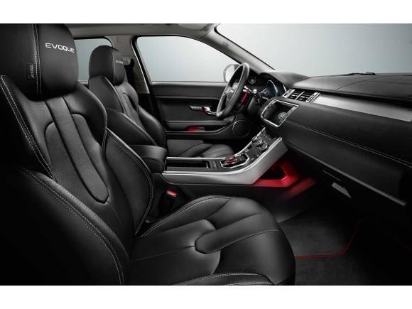 Range Rover Evoque British Edition: sólo 10 para España