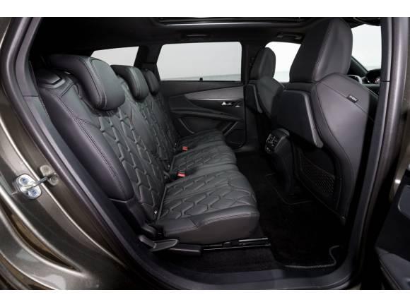 Guía de compra del Peugeot 5008: análisis del interior