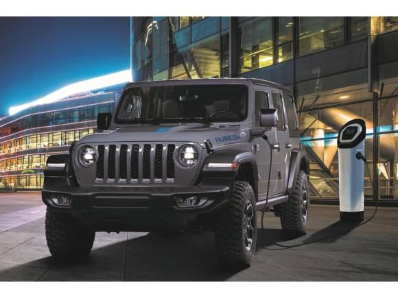 Nuevo Jeep Wrangler 4xe: motor, equipamientos y precios