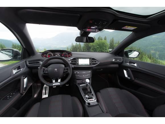 Nuevo Peugeot 308 BlueHDI 180, un GTI diésel