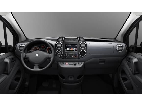 El Peugeot Partner se renueva con más tecnología