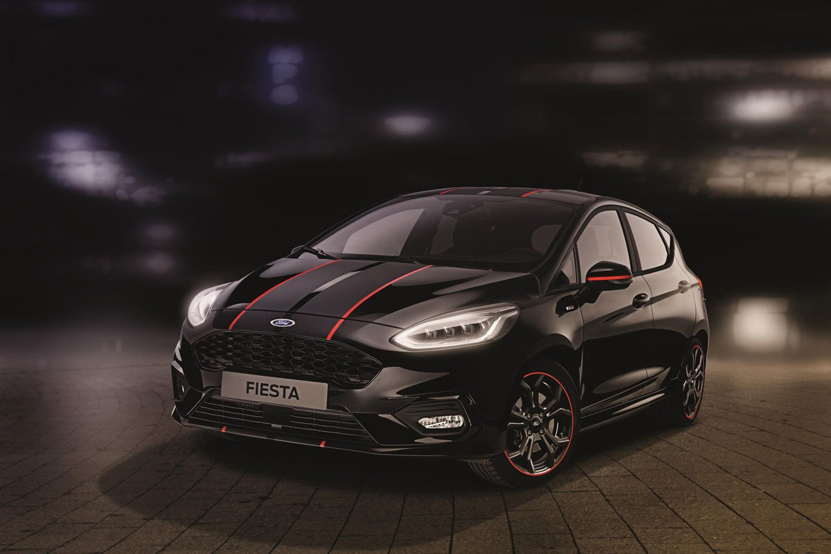 Ford Fiesta Black Edition