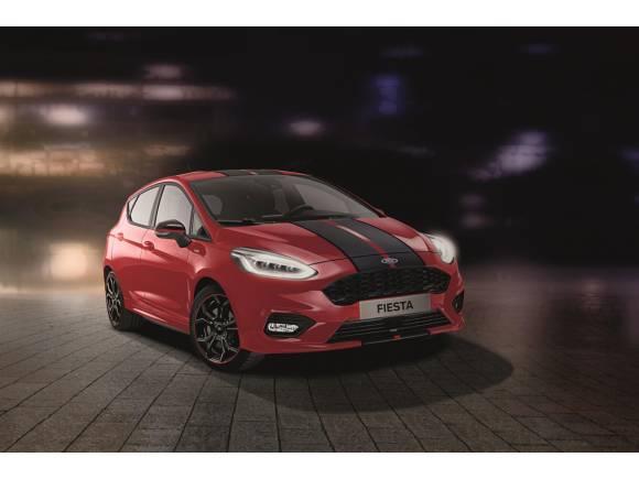 Nuevas versiones Red Edition y Black Edition para el Ford Fiesta