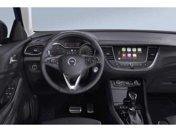 Nuevo motor diésel de 177 CV para el Opel Grandland X