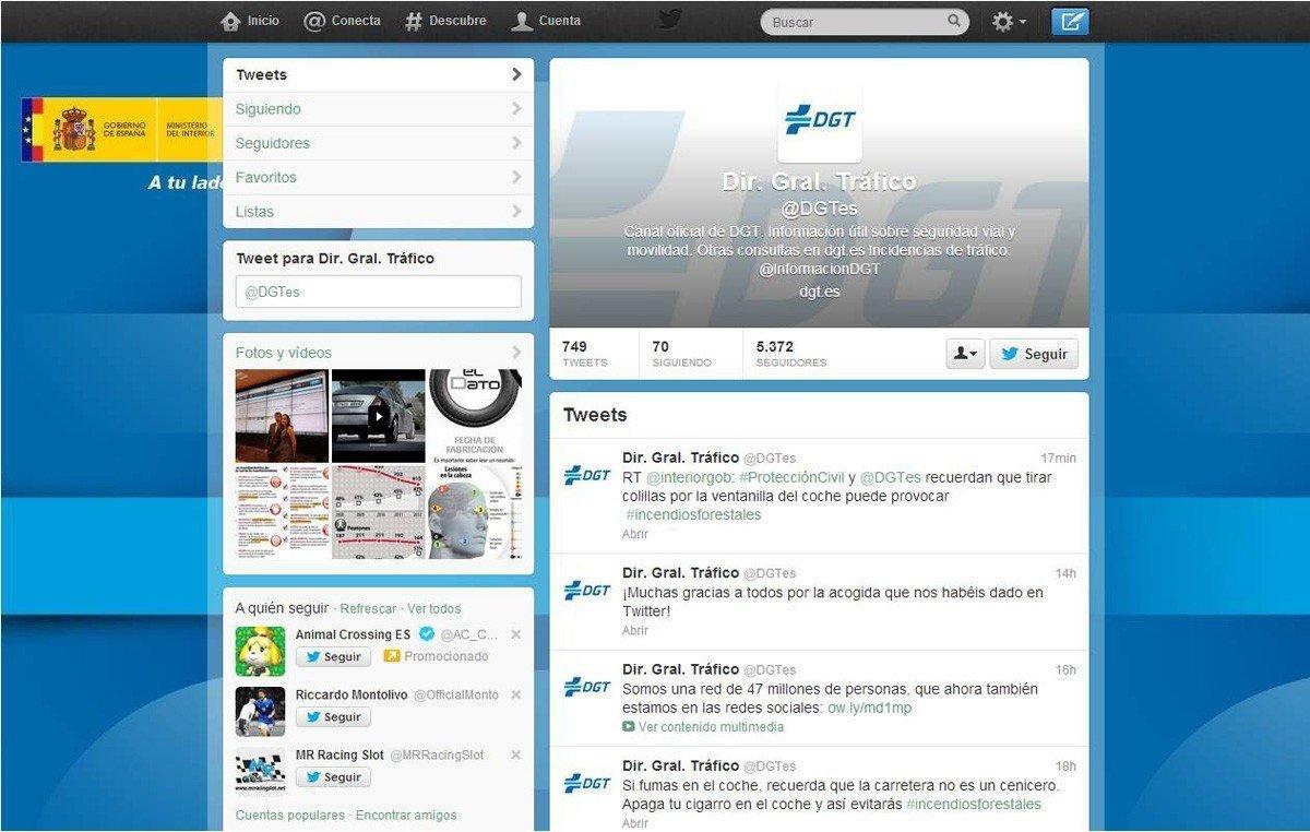 Twitter DGT