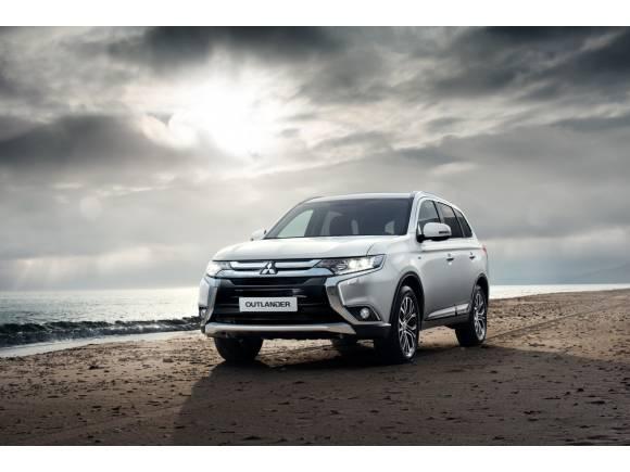 Nuevo motor de gasolina para el Mitsubishi Outlander