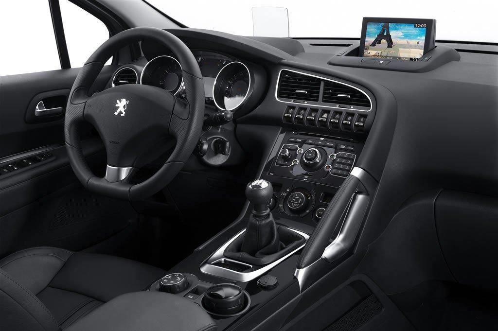 Prueba 10 Peugeot 3008 1 6 Hdi Todas Las Claves