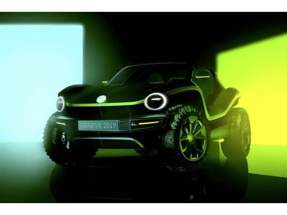 Volkswagen crea un Buggy eléctrico prototipo