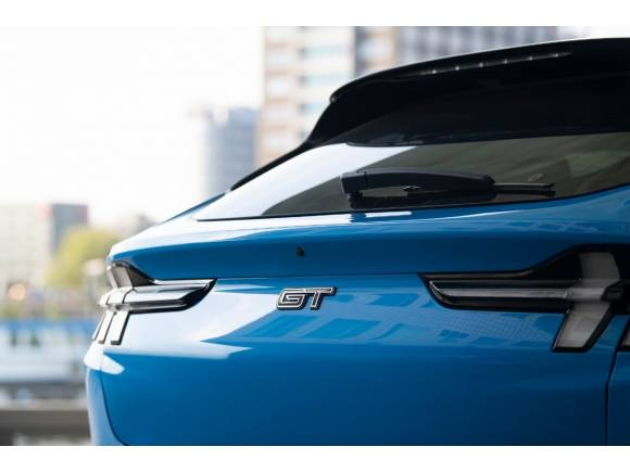 Ford Mustang Mach-E GT: así es la versión más potente del eléctrico
