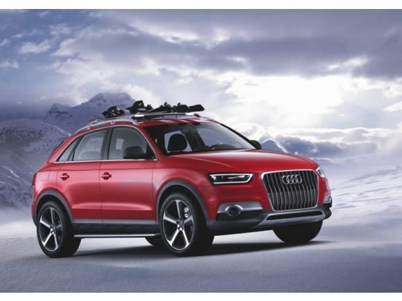Audi Q3 Vail: el SUV de Audi para los deportes de invierno