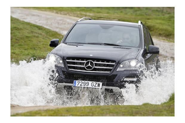Mercedes ML 350 CDI: ¿compro el antiguo o el nuevo?