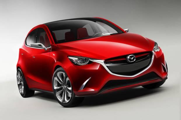El Mazda Hazumi aterriza en España en el Salón de Madrid
