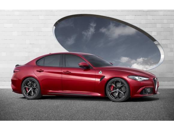 Nuevo Alfa Romeo Giulia Quadrifoglio, deportivo sin complejos