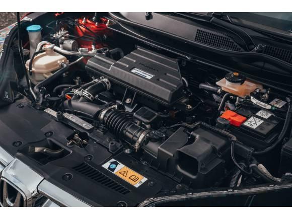 ¿Qué Honda CR-V me compro? El motor de gasolina