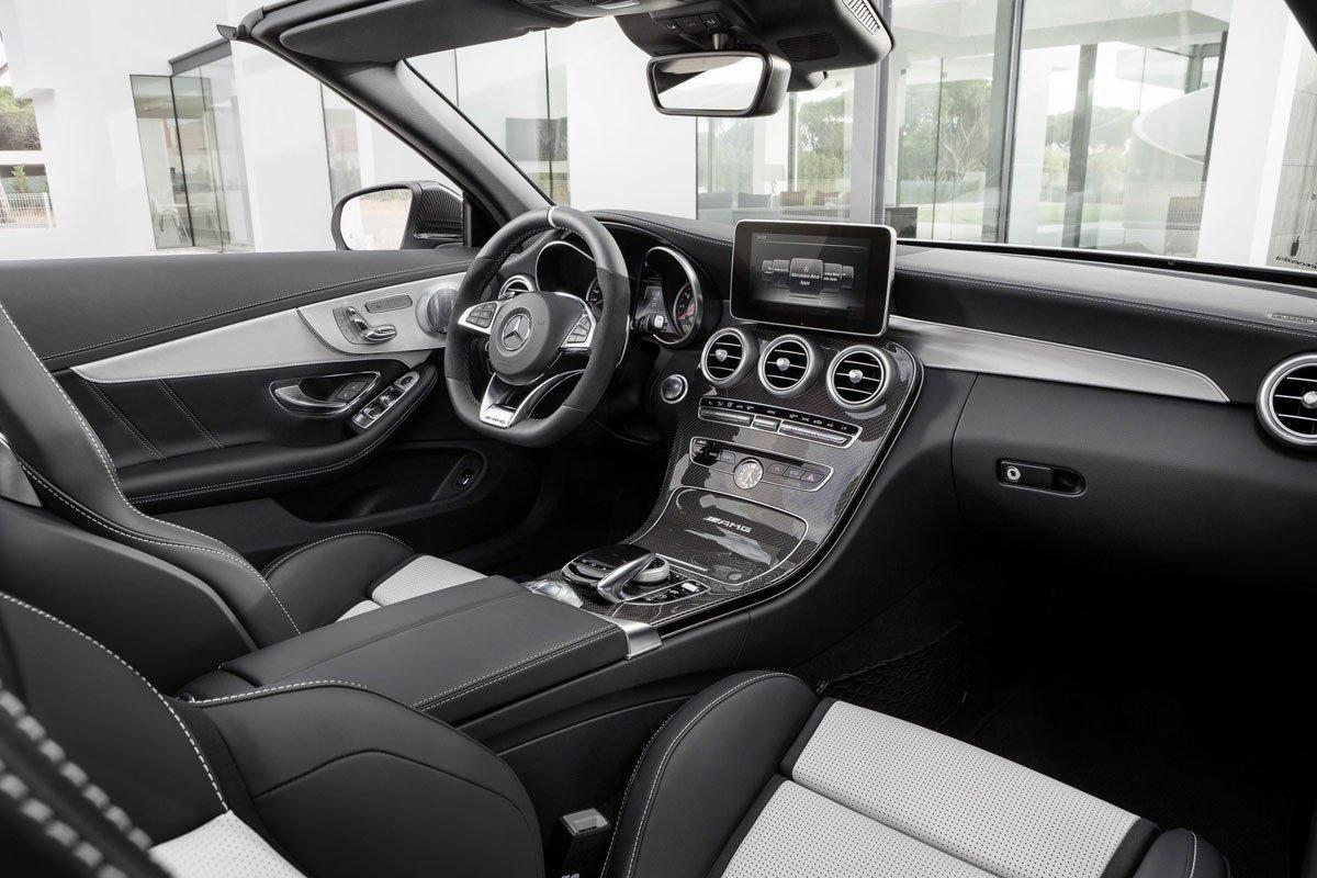 Mercedes Clase C Cabriolet AMG