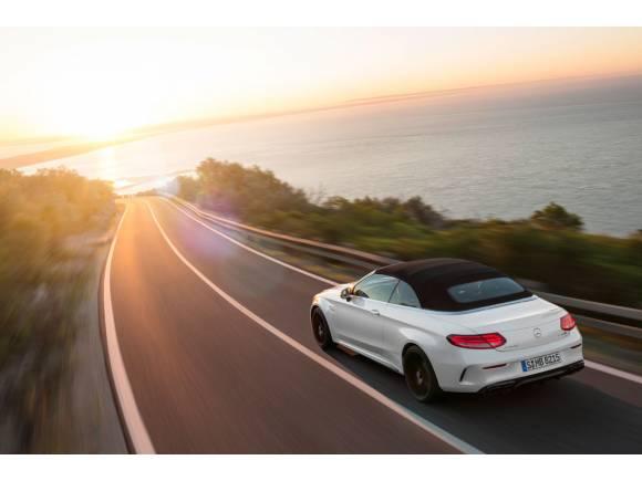 El Mercedes Clase C Cabriolet ya tiene versión AMG