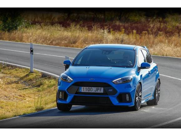 Ford Focus RS: La referencia deportiva