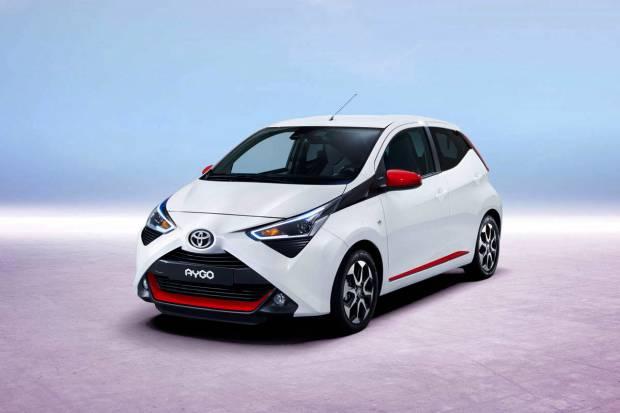 Nuevo Toyota Aygo, el urbano diferente