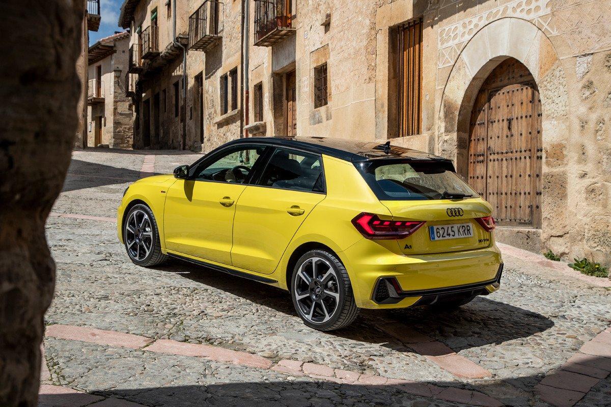 Prueba Audi A1