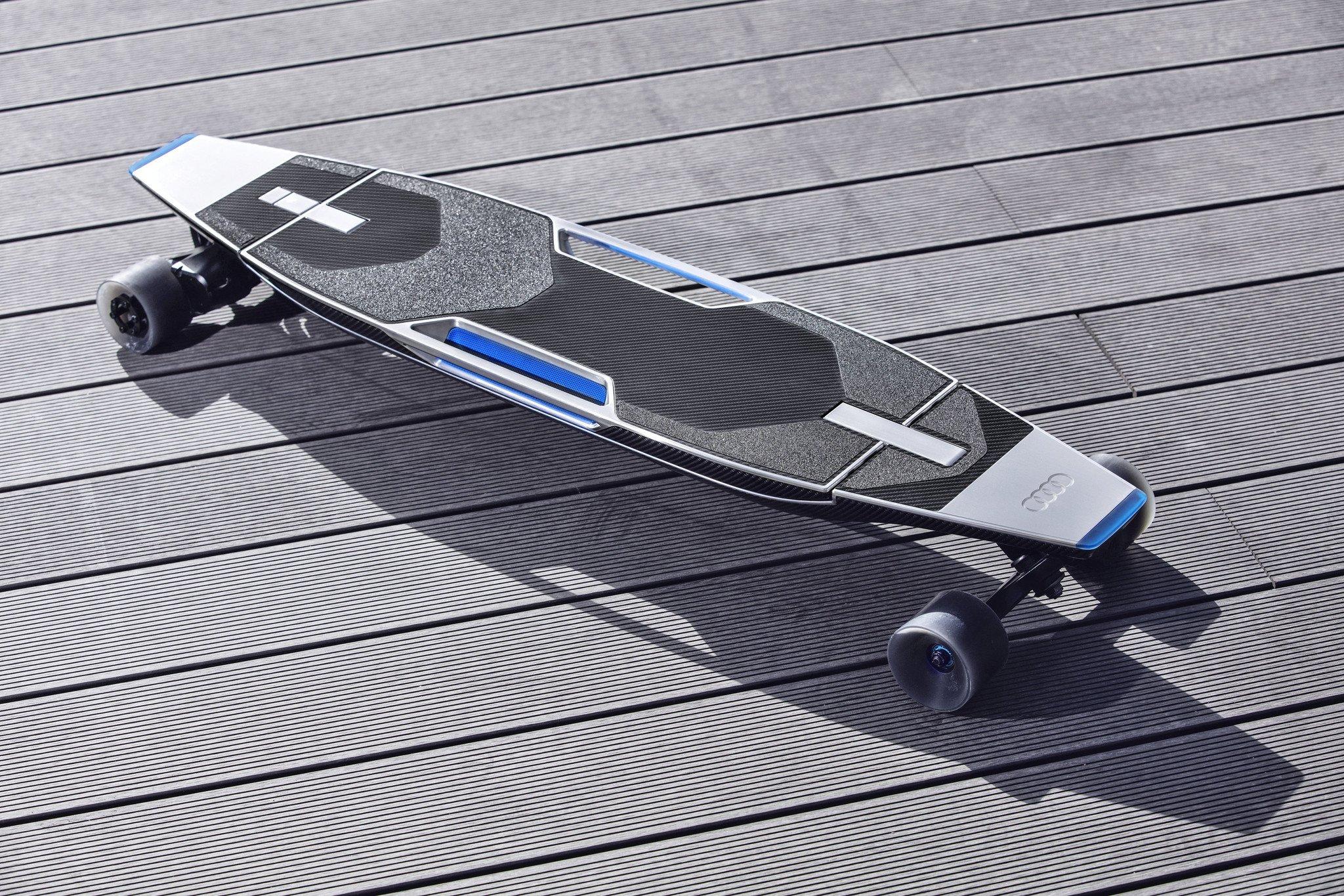 Audi Q3 connected mobility concept